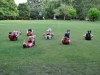 Fitness session