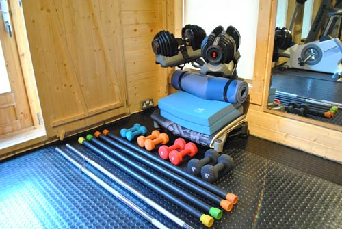 Image of weight training Studio Banbury