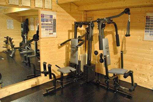 Image of weights Studio in Banbury